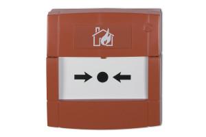 pulsante di chiamata manuale